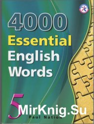 4000 Essential English Words. Book 5 (Book + Audio)