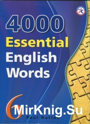 4000 Essential English Words. Book 6 (Book + Audio)