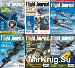 Flight Journal - 2016 Full Year Issues Collection