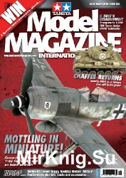 Tamiya Model Magazine International - Issue 245 (March 2016)