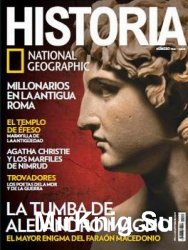 Historia National Geographic - Octubre 2016 (Spain)