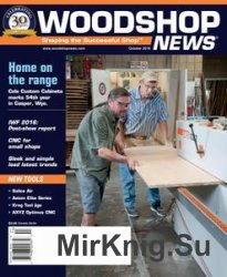 Woodshop News - October 2016