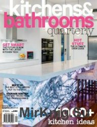 Kitchens & Bathrooms Quarterly - Vol.23 No.3 2016