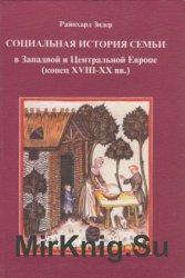 Социальная история семьи в Центральной и Западной Европе (конец XVIII-XX вв ...