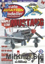 Scale Aviation Modeller International 2016-10