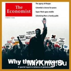 The Economist in Audio - 1 October 2016