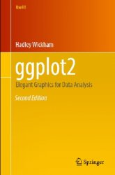 ggplot2: Elegant Graphics for Data Analysis, 2nd Edition