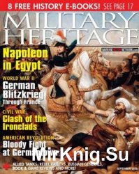 Military Heritage 2016-09