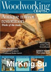 Woodworking Crafts - September 2016