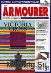 The Armourer Militaria Magazine 2016-09/10