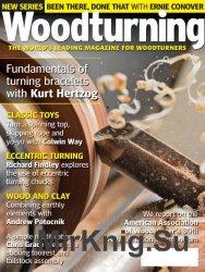 Woodturning №296 (September 2016)