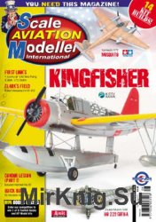 Scale Aviation Modeller International 2016-08
