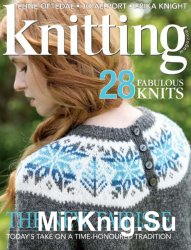 Knitting — September 2016