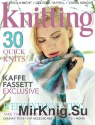 Knitting - October 2016