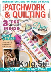 British Patchwork and Quilting, October 2016
