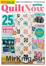 Quilt Now – Issue 28 2016