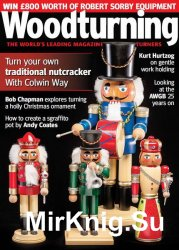 Woodturning №286 - December 2015