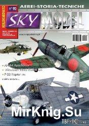 Sky Model N°90 - Agosto/Settembre 2016