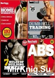 Men's Fitness Complete Guide + 7 Rules of Building Muscle (4 книги)