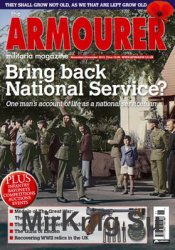 The Armourer Militaria Magazine 2015-11/12