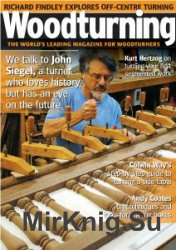 Woodturning №295 - August 2016
