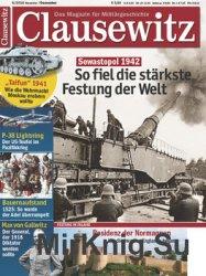 Clausewitz: Das Magazin fur Militargeschichte №6/2016