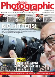 British Photographic Industry News October 2016
