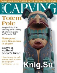 WoodCarving №152 (September-October 2016)