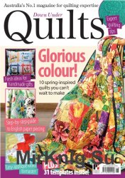 Down Under Quilts №176 2016