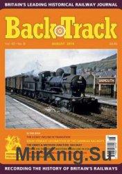 Back Track 2016-08