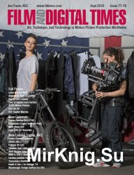 Film and Digital Times September 2016