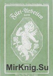 Filet-Arbeiten Heft III