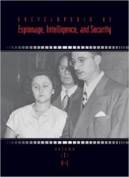 Encyclopedia of Espionage, Intelligence and Security