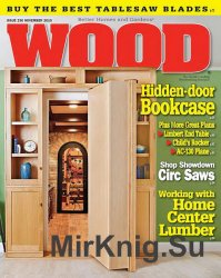 Wood Magazine №236 - November 2015