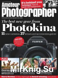 Amateur Photographer 8 October 2016