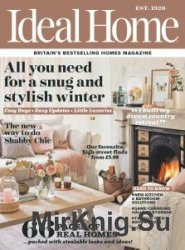 Ideal Home UK - November 2016