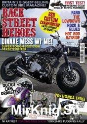 Back Street Heroes -  November 2016