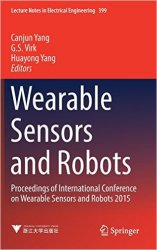 Wearable Sensors and Robots