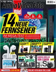 Audio Video Foto Bild November 2016