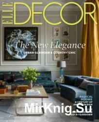 Elle Decor USA - November 2016
