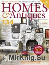 Homes & Antiques - November 2016