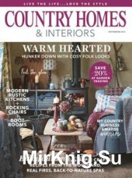 Country Homes & Interiors - November 2016