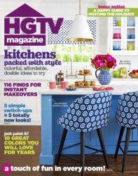 HGTV Magazine — November 2016