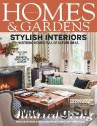 Homes & Gardens UK - November 2016
