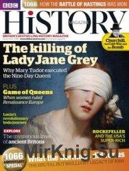 BBC History UK - November 2016
