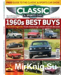 Classic & Sports Car - November 2016 (UK)