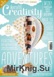 docrafts® Creativity - August 2016