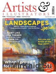 Artists & Illustrators - November 2016