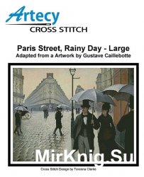 Paris Street, Rainy Day - Large