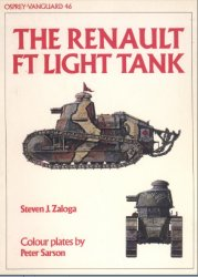 The Renault FT Light Tank